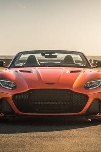 Aston Martin DBS Superleggera Volante 8k