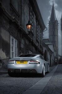 480x800 Aston Martin DBS