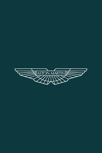 Aston Martin Minimal Logo 5k