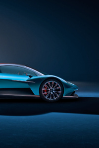 Aston Martin Side View