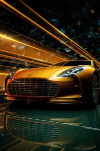 480x800 Aston Martin The Golden Ride 4k