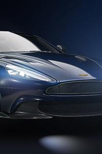 Aston Martin Vanquish S Volante Tom Brady Signature Edition 2018 4k