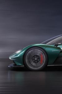 Aston Martin Vanquish Vision Concept 2019 5k