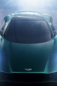 Aston Martin Vanquish Vision Concept 2019 Front