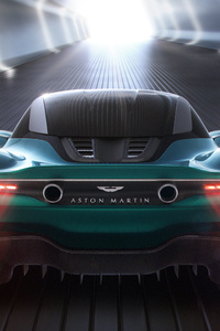 720x1280 Aston Martin Vanquish Vision Concept 2019 New