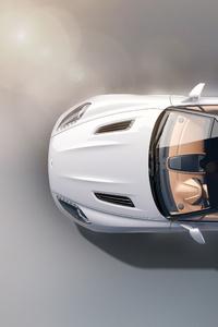 Aston Martin Vanquish Zagato Concept Car 2019