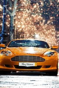 480x800 Aston Martin Vanquish
