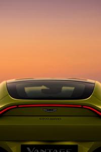 Aston Martin Vantage 2018 4k