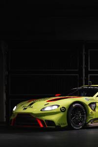 720x1280 Aston Martin Vantage GTE 2019