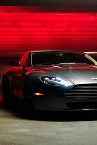 Aston Martin Vantage Lights