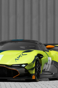 480x800 Aston Martin Vulcan AMR Pro
