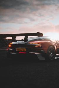 Aston Martin Vulcan Horizon 4 4k