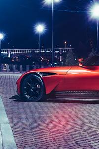1242x2688 Aston Martin Vulcan X