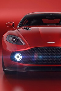 Aston Martin Zagato 2016
