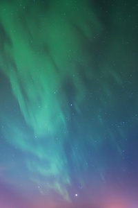 Astotin Lake Northern Lights 5k