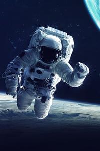 540x960 Astronaut 5k