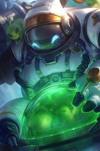 320x568 Astronaut Bard