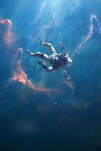 Astronaut Drowning Manipulation