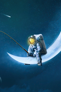 Astronaut Imagination