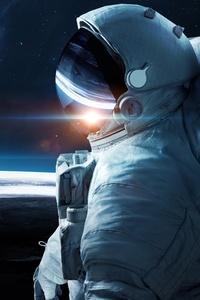 Astronaut Scifi 5k