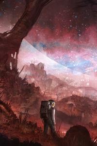 Astronaut Scifi