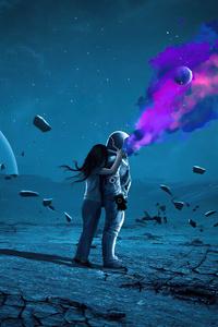 Astronaut Space Explosion 5k