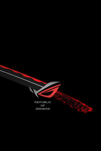 Asus Republic Of Gamers 5k