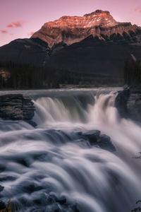 Athabasca Falls 5k