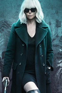 Atomic Blonde Charlize Theron 5k