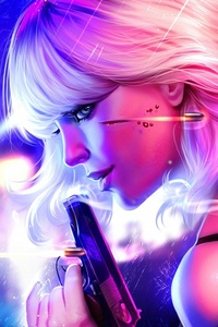 Atomic Blonde Hd Artwork