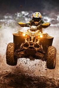 2160x3840 ATV Motocross