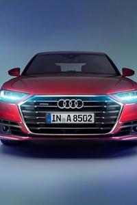 1080x1920 Audi A8 30 Tdi Quattro 4k