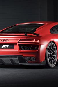 Audi Abt R8 Rear