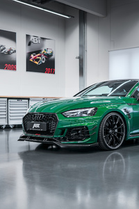 320x568 Audi ABT RS 5 R Coupe 2018
