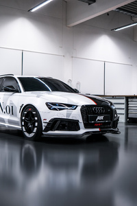 320x568 Audi ABT RS Modified