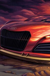 Audi Artwork