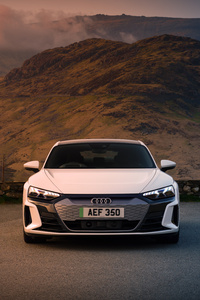 480x800 Audi E Tron Gt Quattro 2021 8k