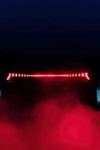 1440x2960 Audi E Tron GT Rear