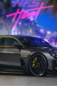 Audi E Tron Nfs Heat 4k