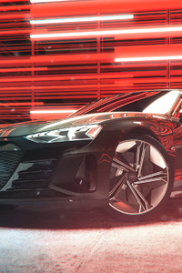 480x854 Audi Etron Gt Automotive Rendering 4k