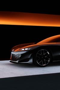 1440x2960 Audi Grandsphere Concept 10k