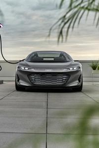1440x2960 Audi Grandsphere Concept 2021 10k