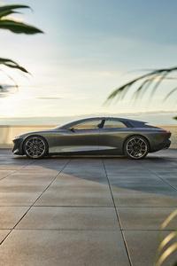 1440x2960 Audi Grandsphere Side View 10k