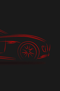 480x800 Audi Illustration