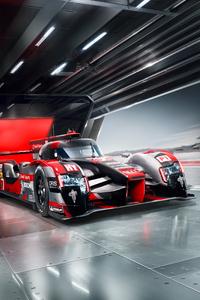 240x320 Audi Motosport Car 4k