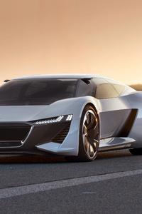 Audi PB 18 E Tron 2018 Front