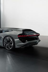 Audi PB 18 E Tron 2018