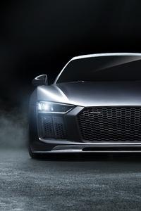 Audi R8 2017 4k
