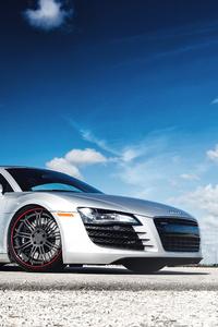 750x1334 Audi R8 5K