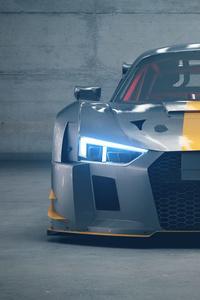Audi R8 Front Led